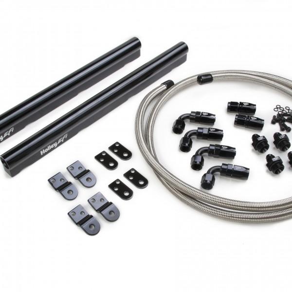 Ls1 Intake Flow Numbers: Holley LS1/2/3/6/L99 Factory Intakes Hi-Flow Fuel Rail Kit